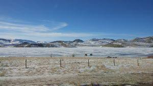 Ice Fishing Clark Canyon Reservoir MT