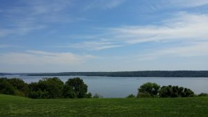 View of Potomac River from Mt. Vernon