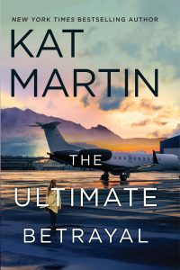Cover-Ultimate Betrayal-Kat Martin