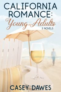 CA Romance Young Adults Cover