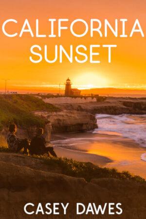 California Sunset cover
