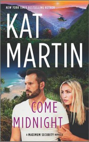 Kat Martin-Come Midnight Cover
