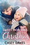 Sweet Montana Christmas Cover