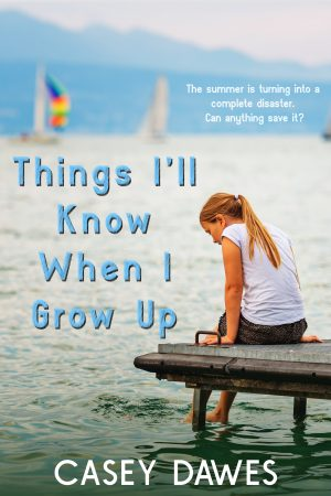 Things I'll Know Cover